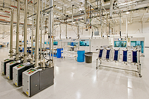 Solar Cell Manufacturing Costs Innovation Could Level The