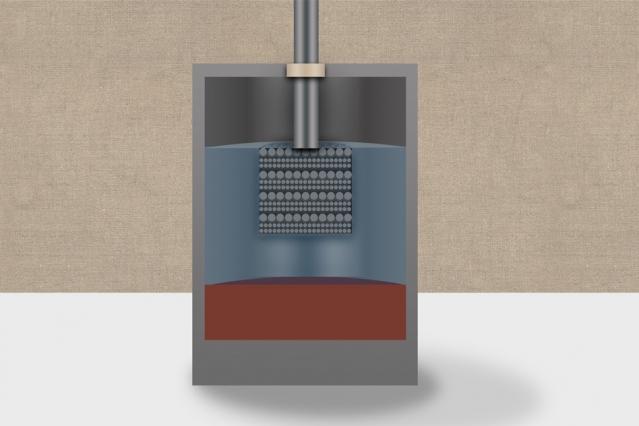 Molten Salt Battery : A battery of molten metals mit energy initiative