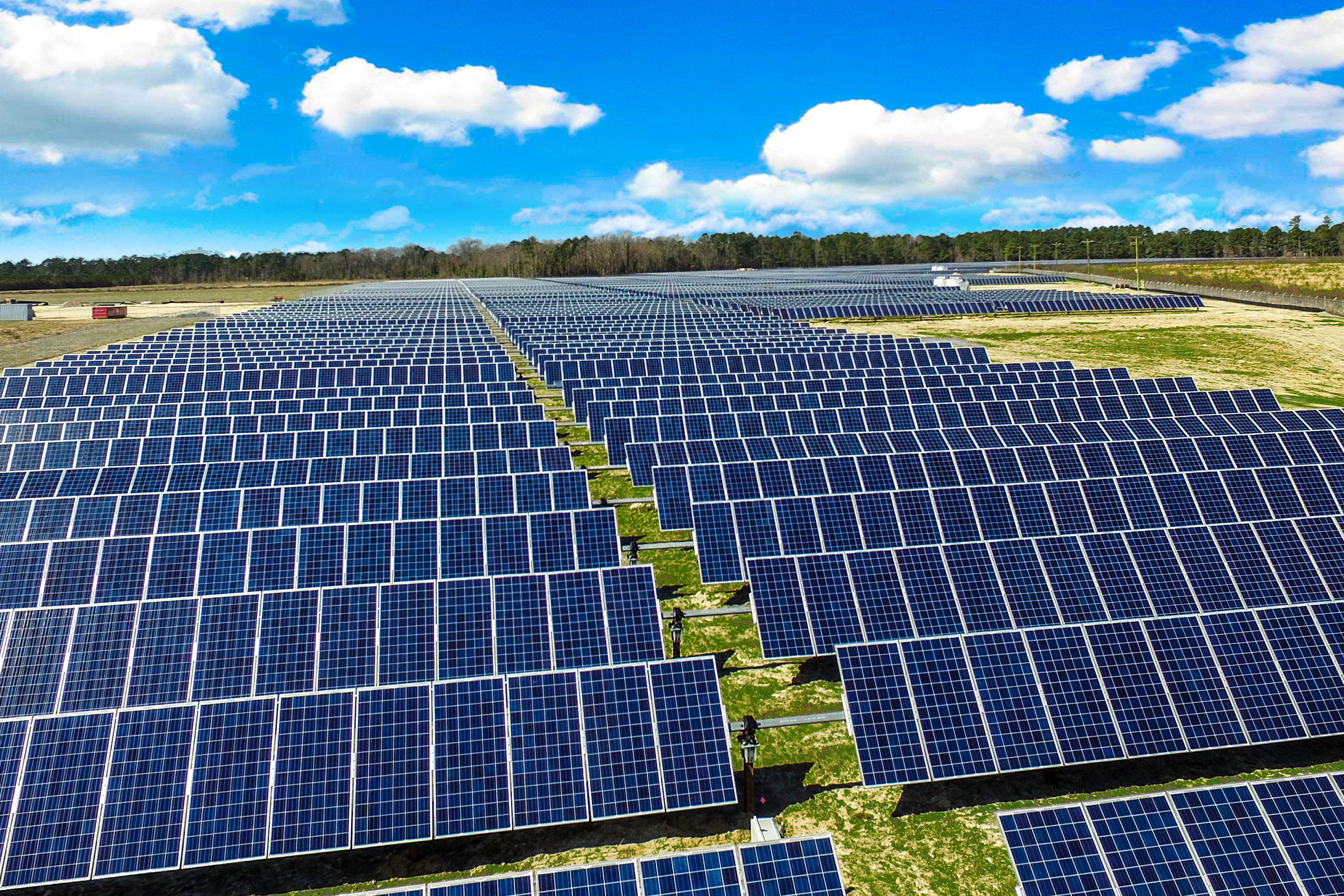 Building Unique Solar Panels Dispose Of The Grid