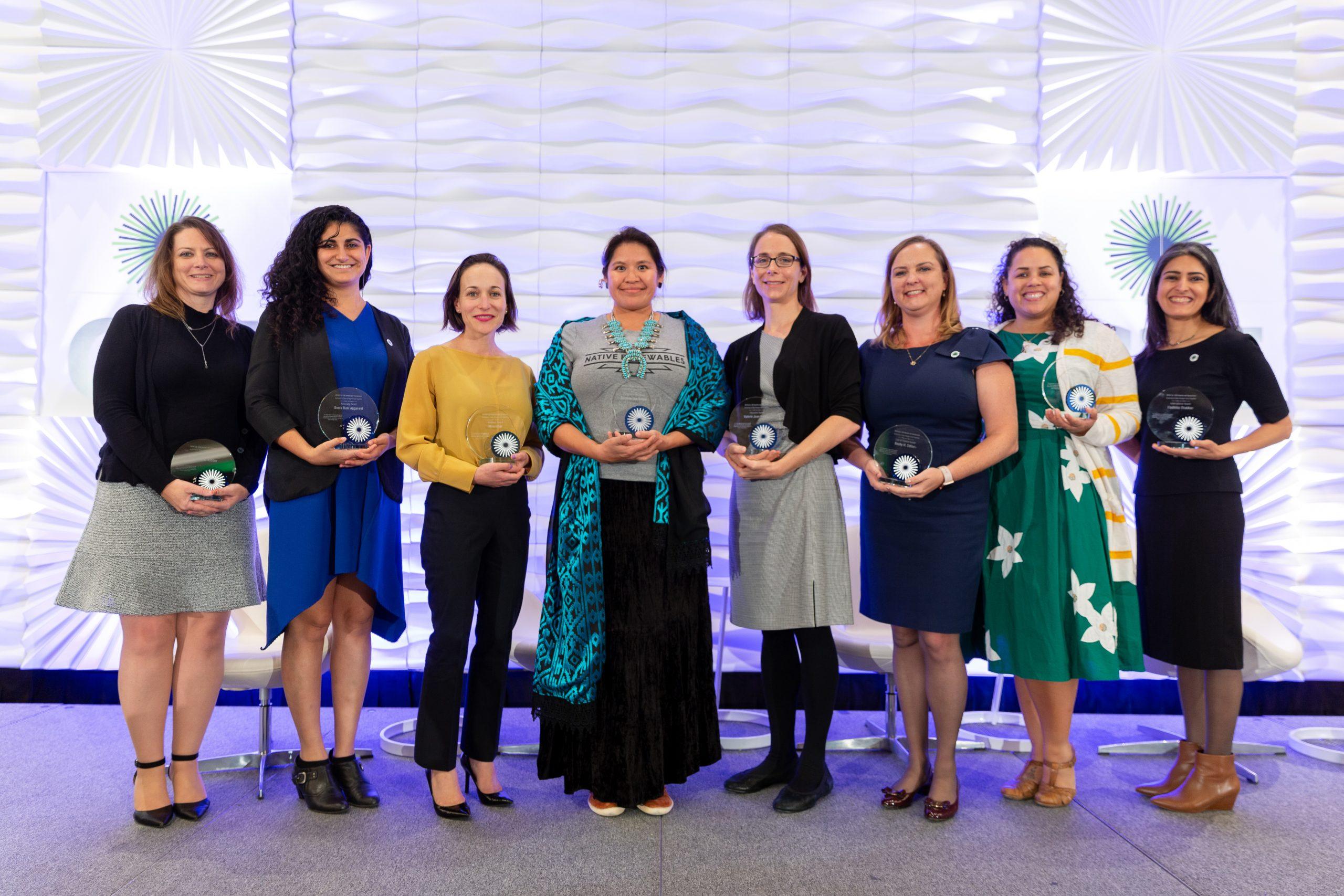 2019 U.S. C3E awardees