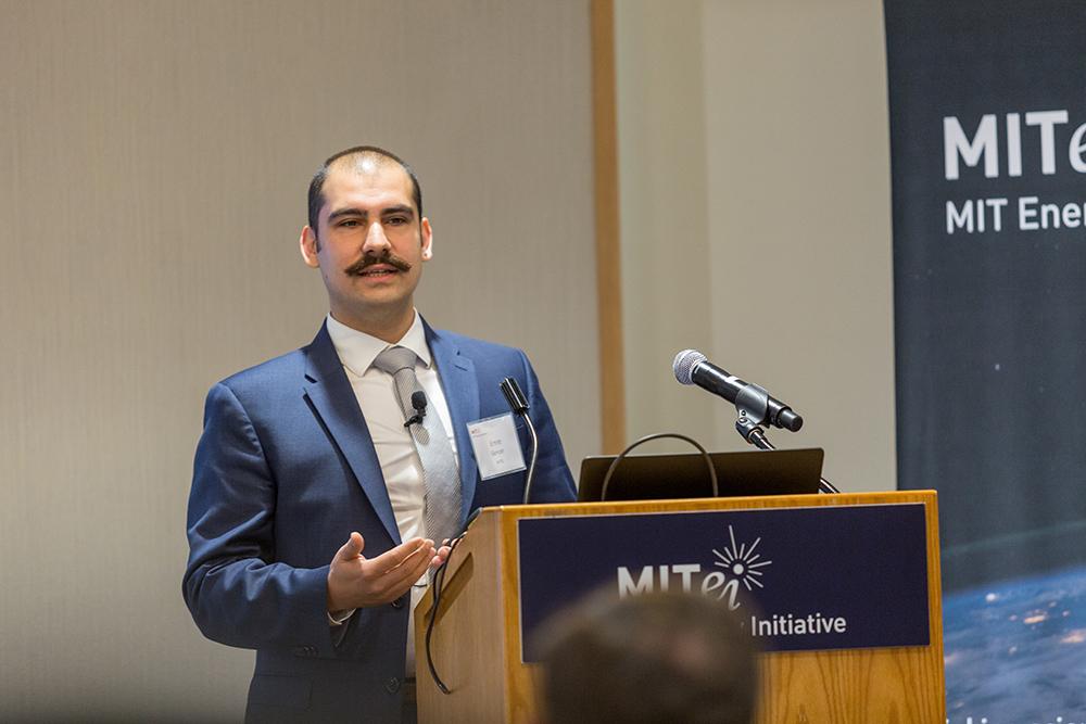 MITEI research scientist Emre Gençer.